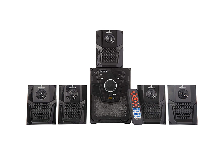 tronica 5.1 home theater