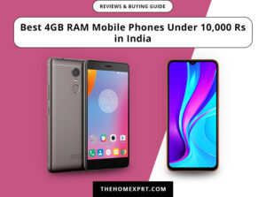 best phone under 10000 in india with 4gb ram