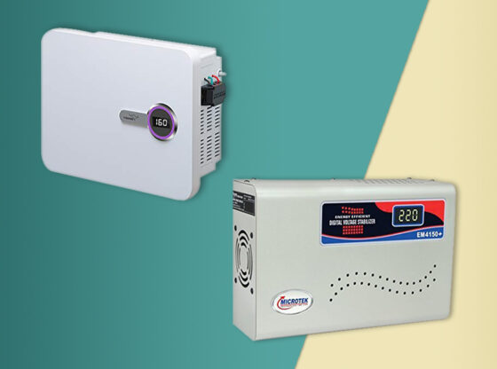 best voltage stabilizer for ac in india