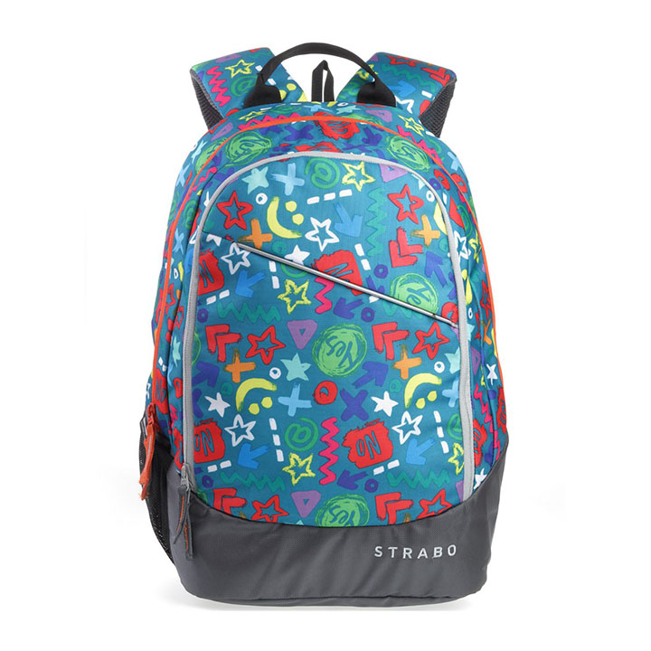 candy aop print backpack