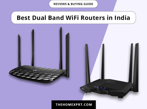Best Dual Band WiFi Routers in india