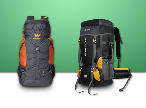 best rucksack for travelling in india