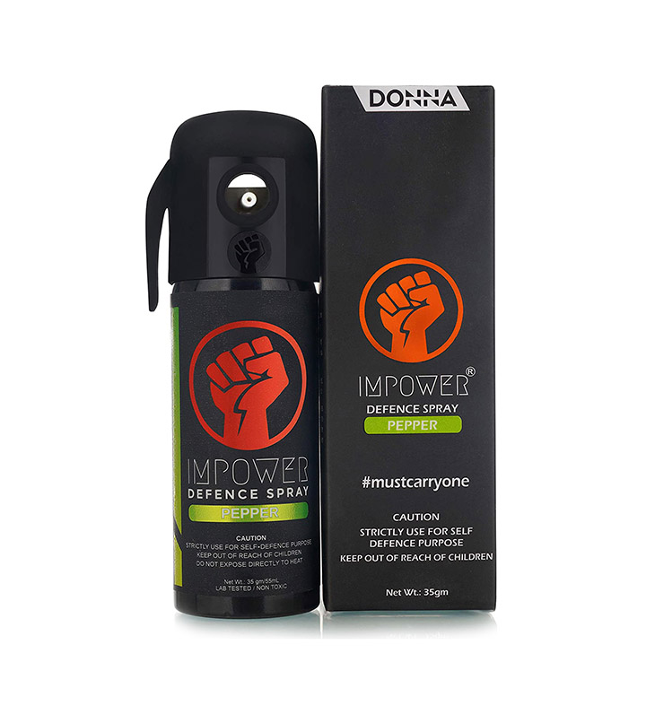 impower self defence pepper spray
