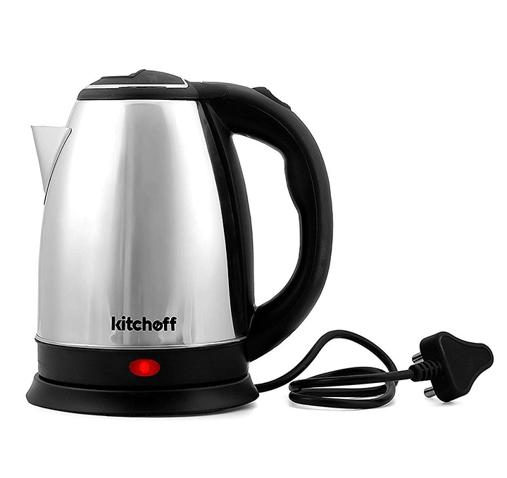kitchoff kl 4 automatic stainless steel electric kettle