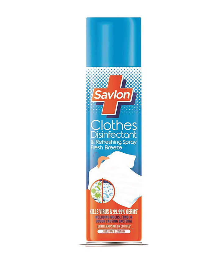 savlon clothes disinfectant and refreshing spray