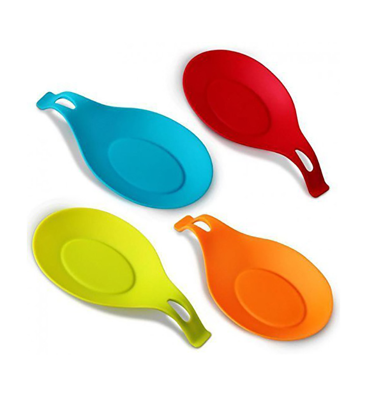 buckle up silicone spoon rest