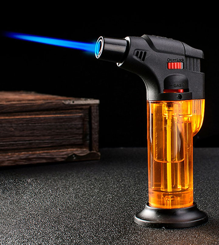 a.k. traders windproof blow torch
