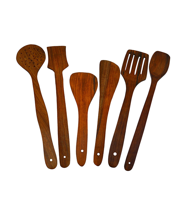 crafts a to z multipurpose serving and cooking spoon set