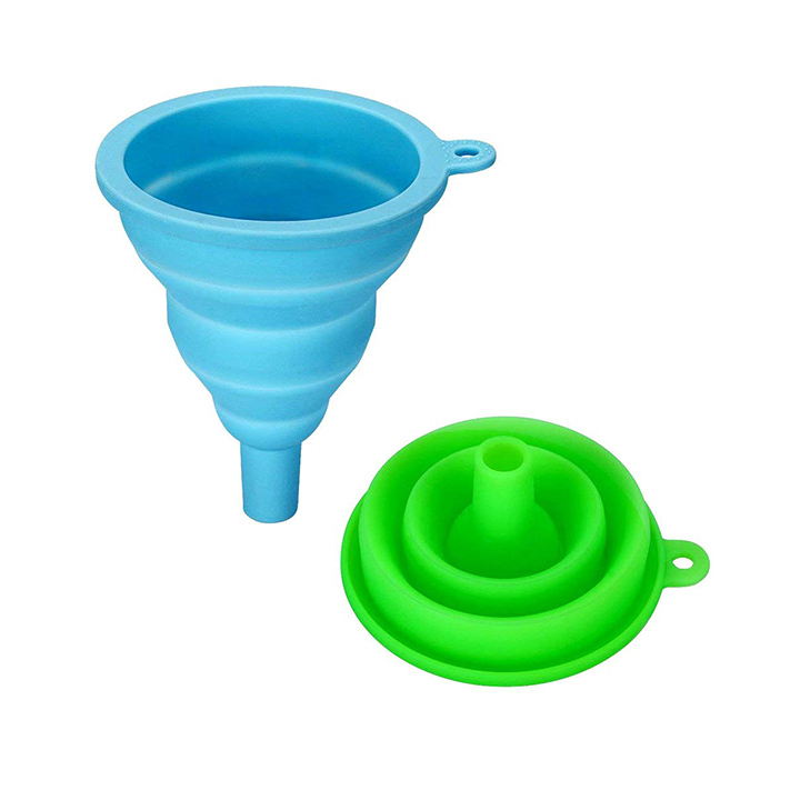 epaal silicone heat resistant funnel
