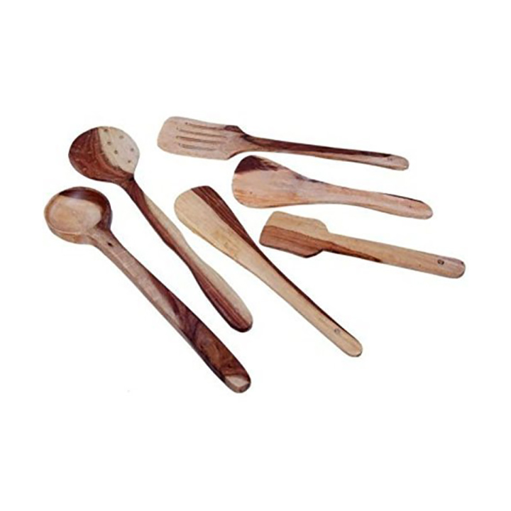 happie shopping multipurpose serving and cooking spoon set