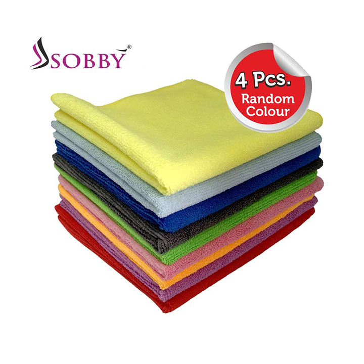 sobby microfiber cleaning cloth