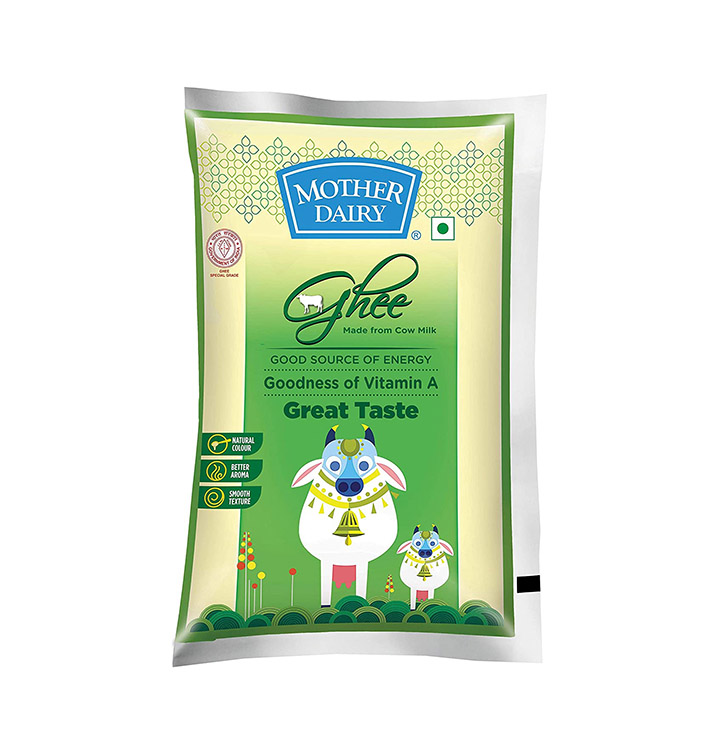 mother dairy pure ghee