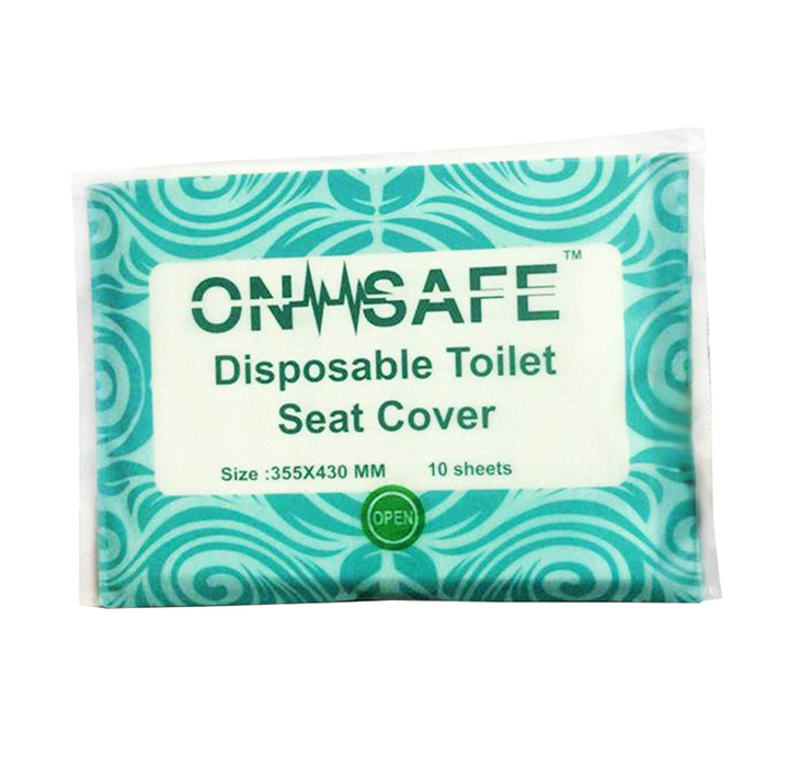 Onsafe Disposable Paper Toilet Seat Covers