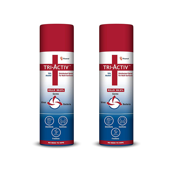 Tri-Activ Disinfectant Spray for Multi-Surfaces