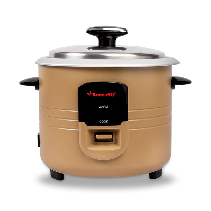 butterfly wave electric rice cooker