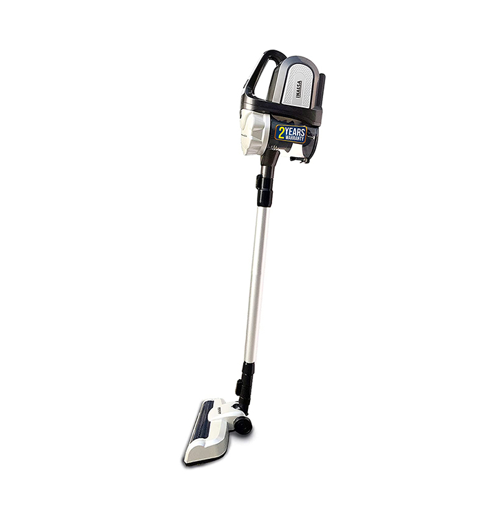 inalsa bagless cordless vacuum cleaner