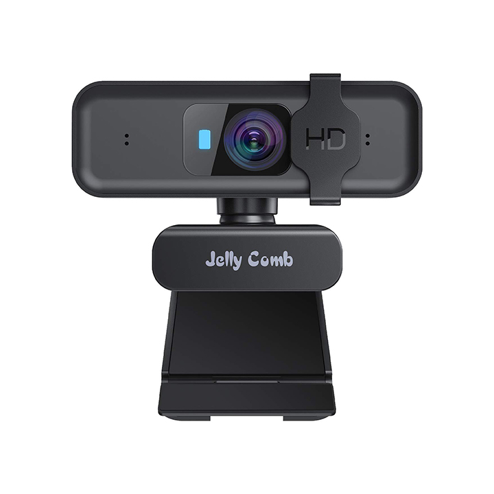 jelly comb webcam microphone