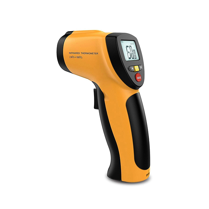 mcp non-contact digital laser infrared thermometer