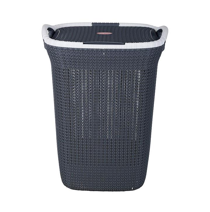 nayasa plastic multipurpose laundry basket