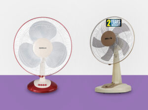 best table fans in india