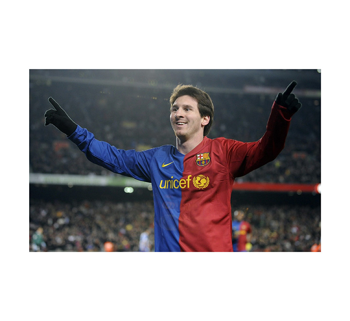 Lionel Messi Posters for Wall Bedroom Decoration Barca Football for Boys and Girls Sports