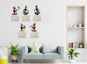 switchboard wall stickers