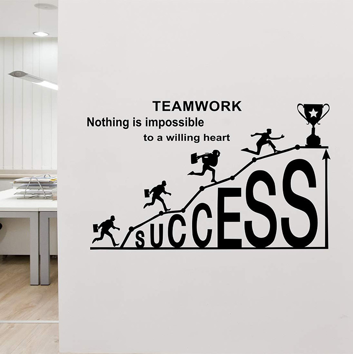 Wallstick Motivational Quotes Wall Stickers