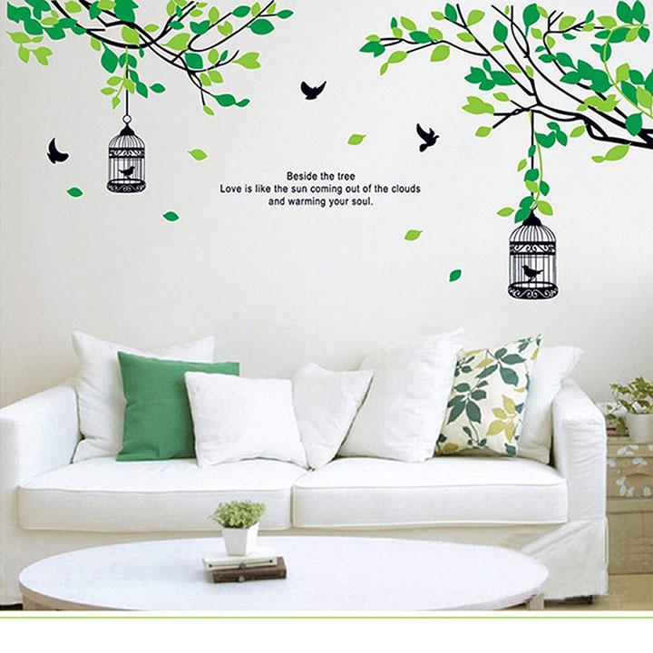 walls photo frame collage wall sticker