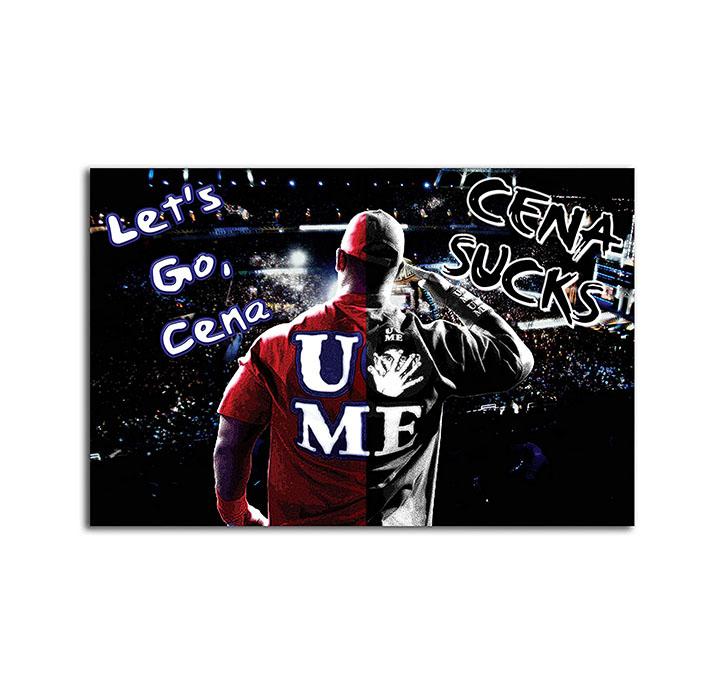 John Cena - Fan Art WWE wall sticker