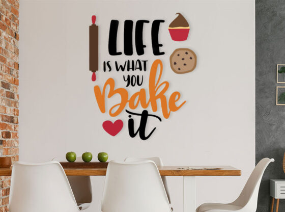 dining room wall stickers
