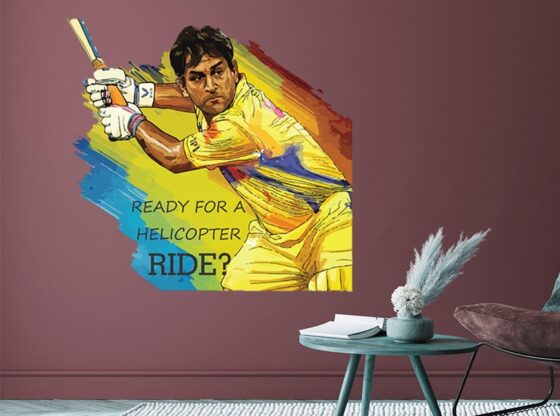 cricket wall stickers