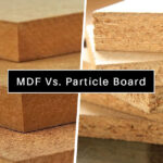 mdf vs particle board which is better
