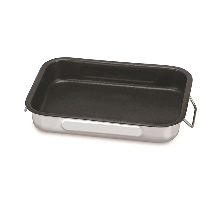 chef direct stainless steel non stick roasting pan